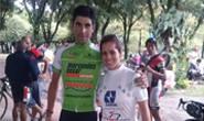 Ana Cláudia é campeã mineira de Ciclismo de Estrada 2014