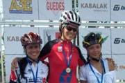 Biker araxaense é campeã na 1ª etapa da Copa Uberlândia Futel de Mountain Bike