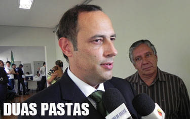 André Sampaio assume lugar de Alda Sandra na Secretaria de Desenvolvimento Econômico