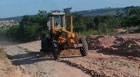 Trecho da estrada Araxá/Antinha é recuperado pela PMA