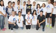 Apae de Araxá conquista 17 medalhas na etapa estadual dos Jemg