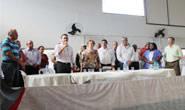 Associação dos Aposentados promove posse de nova diretoria