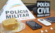 PM prende jovem com mais de 600 pedras de crack