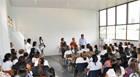 Prefeito Aracely e vice Lídia são recebidos por diretoras e professoras da rede municipal