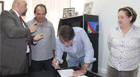 PMA assina TAC para transplante das palmeiras da avenida Senador Montandon