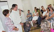 Aracely anuncia novos nomes e logomarca do governo