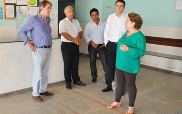 Aracely de Paula visita Unisa e busca recursos para reforma de Unidades de Saúde