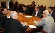 Deputado Aracely participa de audiência com Ministro dos Transportes
