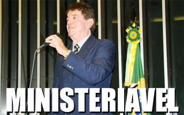 Aracely está cotado para comandar o Ministério dos Transportes