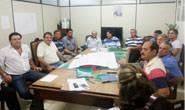 Aracely participa de reunião na Arap