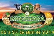 Últimos dias para comprar passaportes e ingressos mais baratos da ExpoAraxá