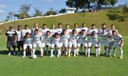 Araxá confirma participação na Taça BH de Futebol Junior