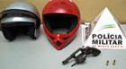 PM prende suspeitos de cometer assaltos em Araxá