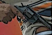 Bandido rende funcionários, agride idoso e leva R$ 4 mil de farmácia