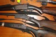 PM prende autor com diversas armas durante cumprimento de mandado