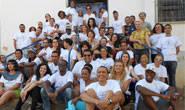 Arteducadores de Araxá participam de workshop de capacitação