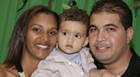 A comemoração do primeiro aninho de Arthur Menezes