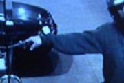 PM procura assaltantes de posto de combustível