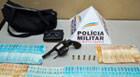"""PM prende autor de assalto após """"saidinha de banco"""""""