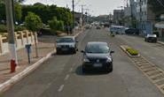Bandido armado assalta adolescente na Getúlio Vargas