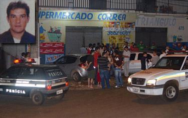 Comerciante é assassinado no bairro Fertiza