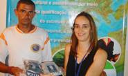 Maratonista da Apae recebe apoio da Finta