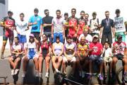Araxaenses são destaque na Maratona do Trabalhador em Perdizes