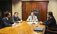Aracely reivindica obras para o Estado