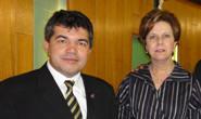 Autoridades de Araxá participam de audiência em Uberlândia