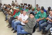 Jeová pede aos vereadores para votar projeto de aquisição de área da Cemig