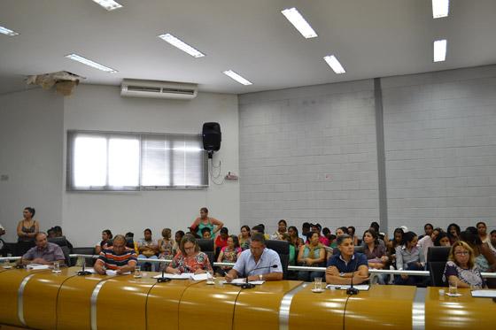 Fórum Comunitário debate a distribuição de casas do Pão de Açúcar 4