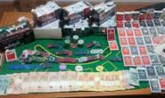 PM de Ibiá prende envolvidos com jogos de azar