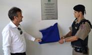 Base Comunitária Integrada de Segurança Pública é inaugurada no Setor Norte