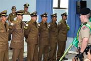 37º Batalhão comemora 10 anos de instalação em Araxá