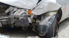Motorista embriagado bate em muro no São Geraldo