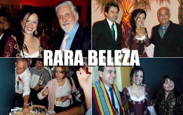 Dona Beja é atração no Congresso das Associações Comerciais em Salvador