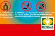 Bem Brasil de portas abertas à comunidade