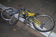 Bate em ciclista e não presta socorro