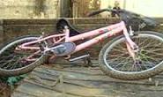 Furta bicicleta e se envolve em acidente de trânsito