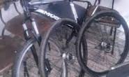 PM apreende adolescentes suspeitos de receptação de bicicleta