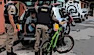 Homem é preso por receptação de bicicleta furtada