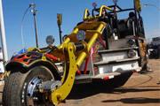 Megatriciclo construído em Araxá 'invade' Salão Bike Show 2014