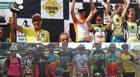 Araxá mantém liderança em duas categorias da A Liga Trip Trail Cup