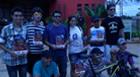 Bikers de Araxá sobem ao pódio na Maratona de Tupaciguara