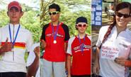 Araxaenses se destacam na Maratona de MTB de Perdizes