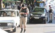 PM alerta condutores sobre o período de cobrança do IPVA 2014