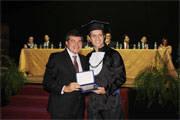 Deputado Bosco é homenageado pelo CEFET