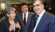 Deputado Bosco cumpre extensa agenda em Belo Horizonte