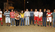 Iluminação nos campos amadores recebem apoio do deputado Bosco