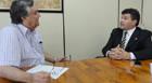 Deputado Bosco se reúne com o superintendente do Dnit